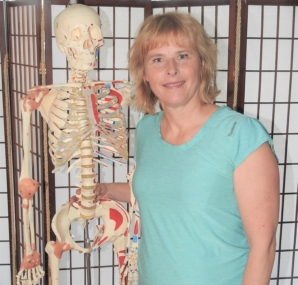 Osteopaattiopiskelija Sari Saranki-Jalkanen | Soukka Wellness