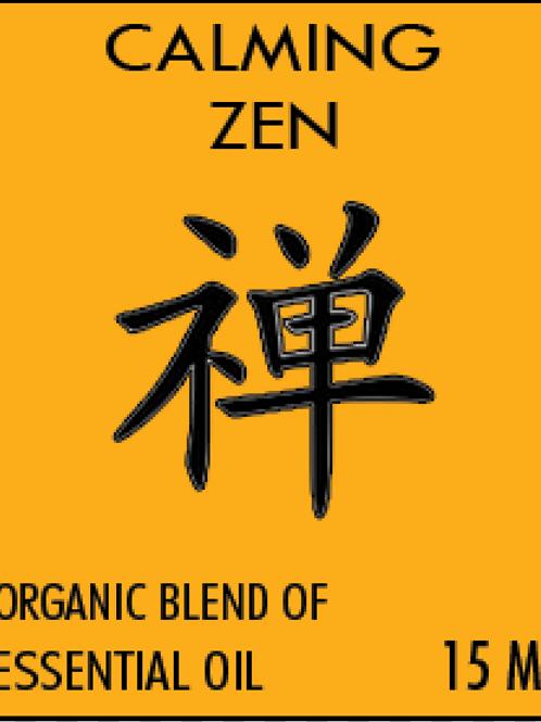 Pure Organic Essential Oil Blends