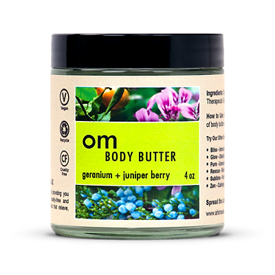 Organic Natural Body Butters