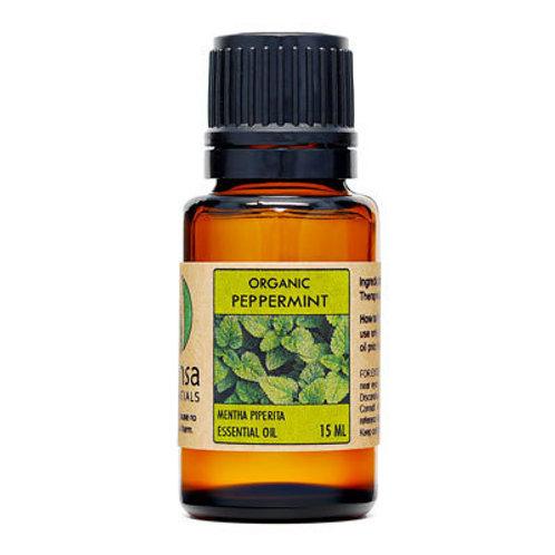 Pure Organic Essential Oils (Single Notes)