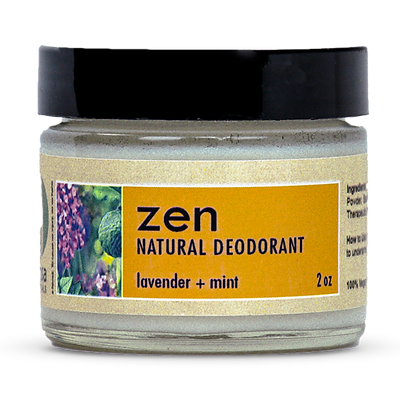 Organic Natural Deodorants
