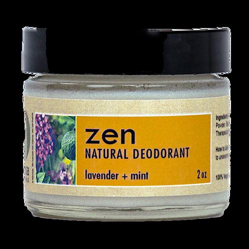 Organic Natural Deodorants