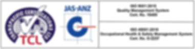 JAS-ANZ Logo & TCL Mark- Matco Services