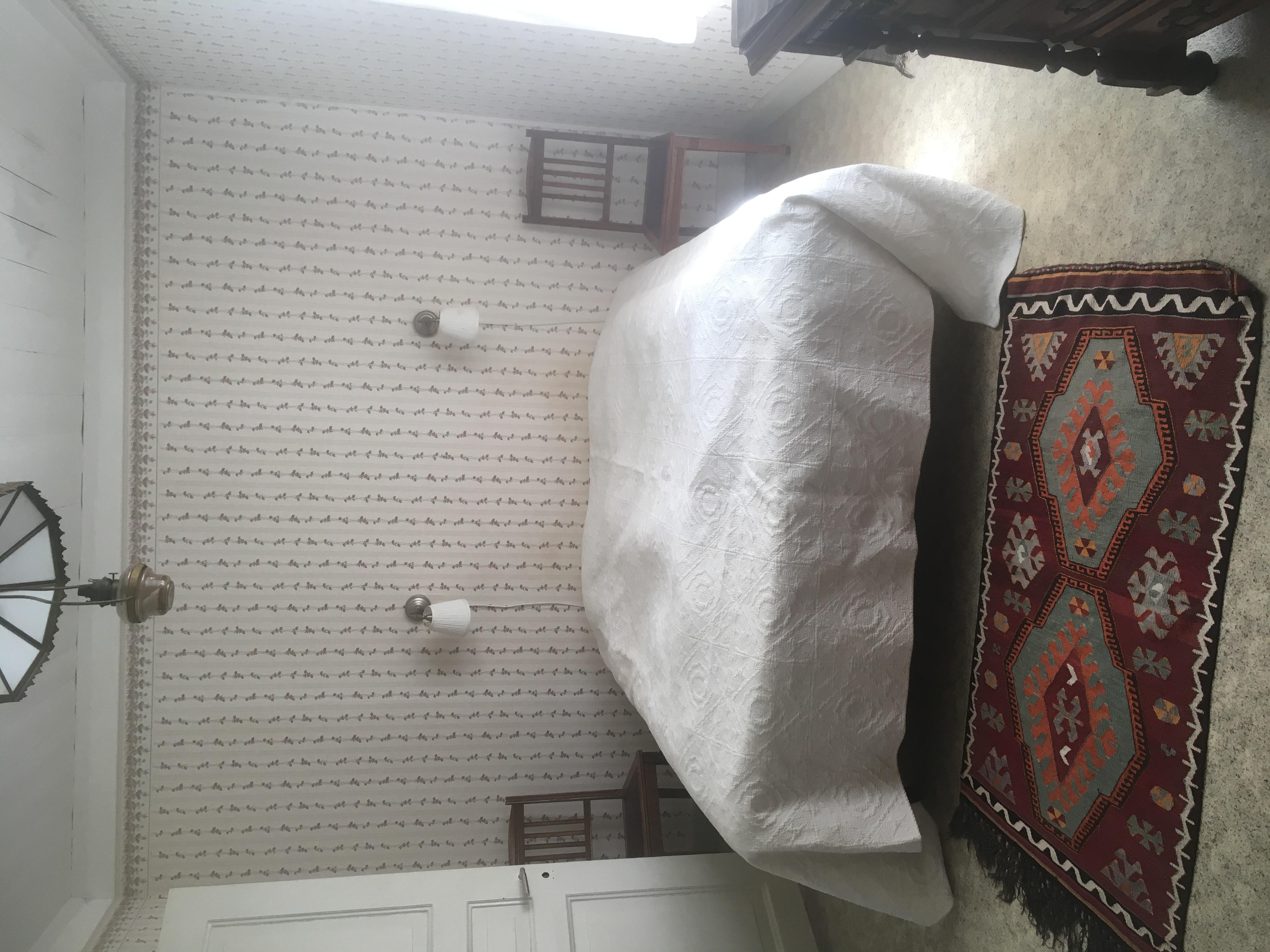 Sovrum på bottenvåningen
