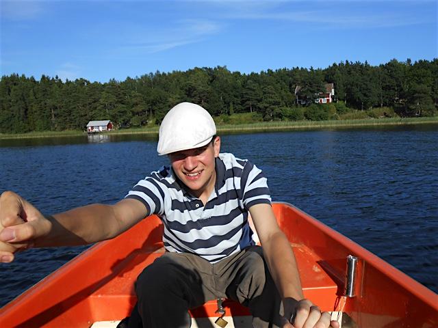 Hyr en båt