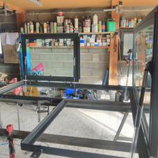 Trappe deux vantaux manuelle en angle.jp