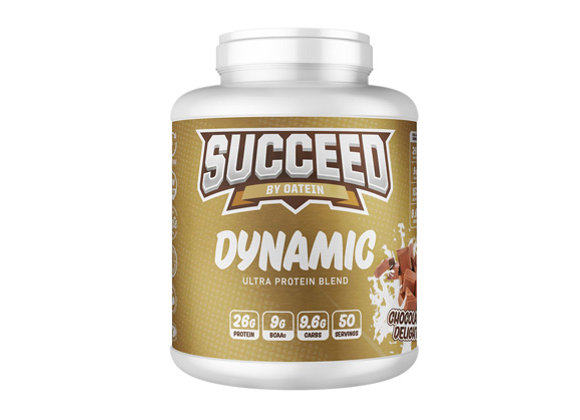 Oatein Succeed Dynamic Protein Blend - Chocolate Delight (2KG)