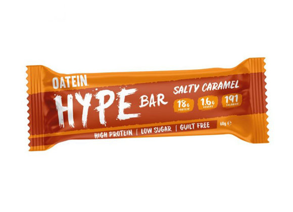 Oatein Hype Bar - Salty Caramel