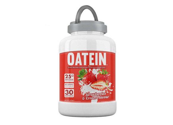 Oatein Oats & Whey Protein Powder - Strawberries & Cream (2.2KG)