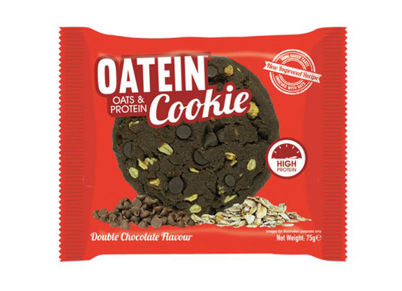 Oatein Cookie - Double Chocolate