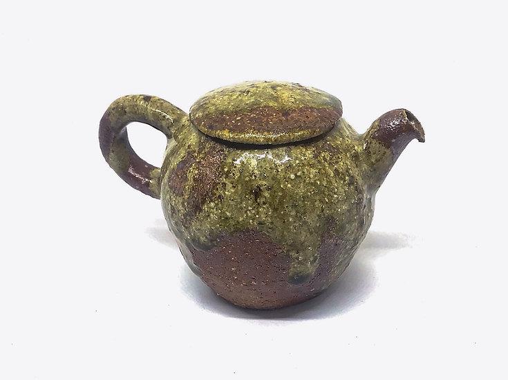 Théière façonné main 1 /teapot hand pitched 1