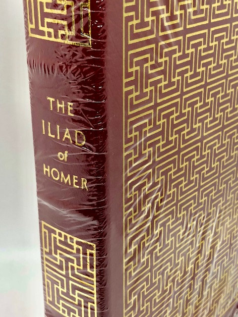 The Illiad of Homer, tran. A. Pope (NEW in Shrink Wrap)