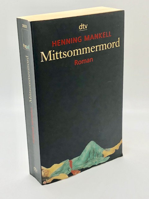 Mittsommermord, by Henning Mankell