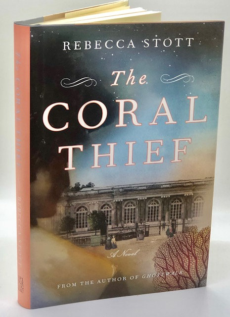 The Coral Thief: A Novel, by Rebecca Stout