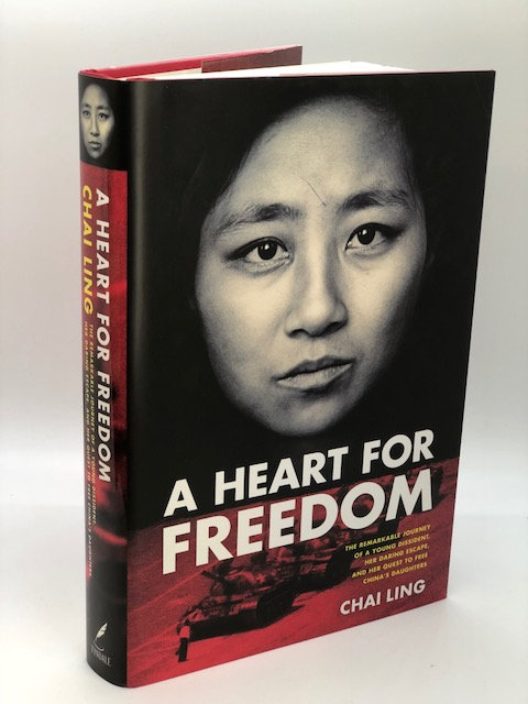A Heart For Freedom, by Chai Ling