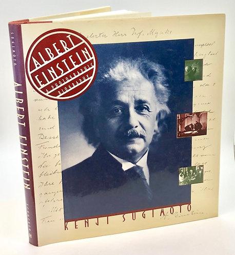 Albert Einstein: A Photographic Biography, by Kenji Sugimoto