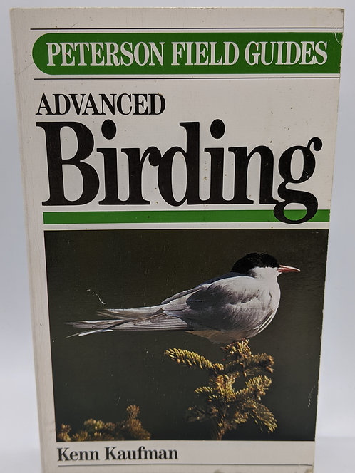 Advanced Birding: Peterson Field Guides