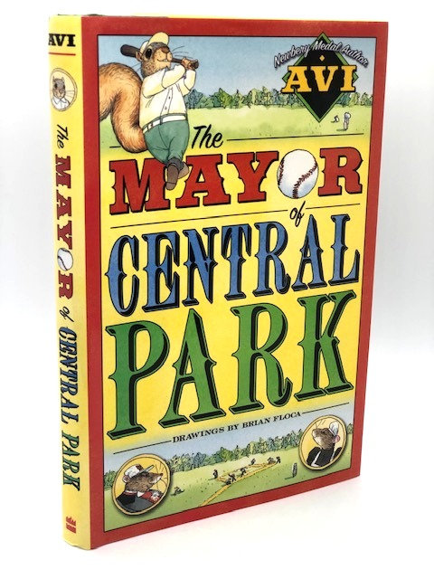 The Mayor of Central Park, by Avi