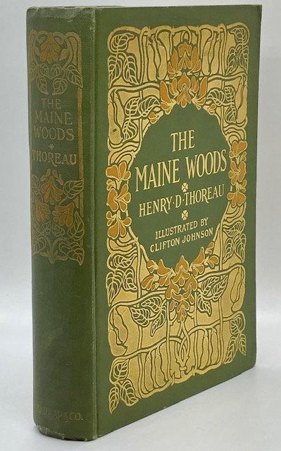 The Maine Woods, by Henry David Thoreau