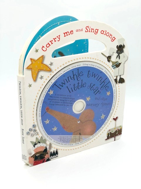 Carry Me and Sing Along: Twinkle Twinkle Little Star