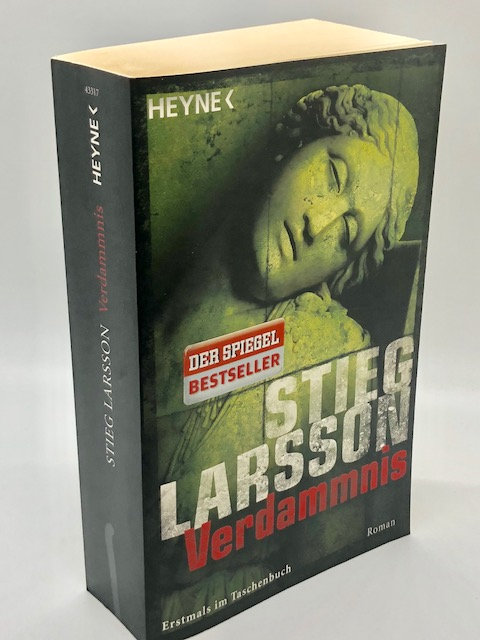 Verdammnis (German), by Steig Larsson