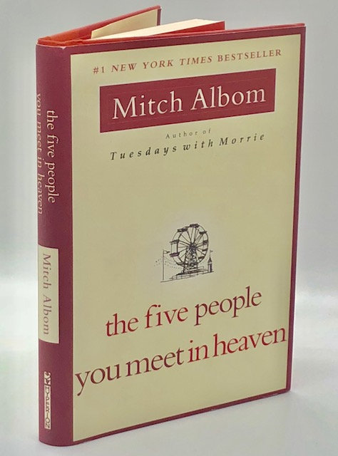 The Five People You Meet In Heaven, by Mitch Albion