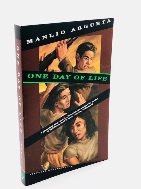 One Day of Life, by Manlio Argueta