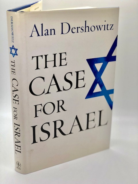 The Case For Israel, by Alan Dershowitz