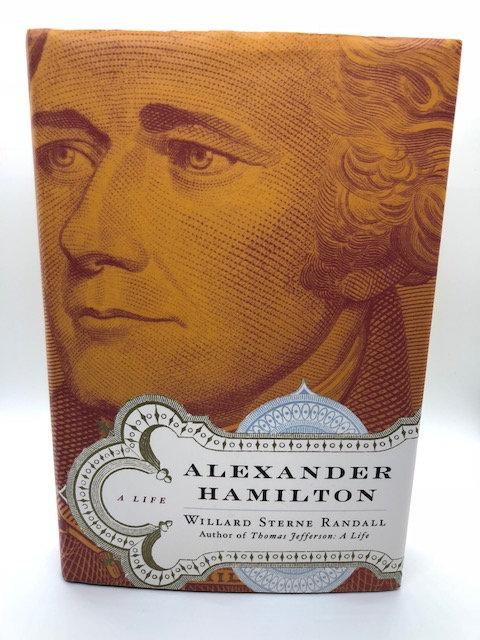 Alexander Hamilton: A Life, by Willard Sterne Randall