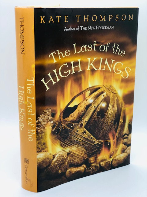 The Last of the High Kings, (Book 2 of 3: New Policeman Trilogy)