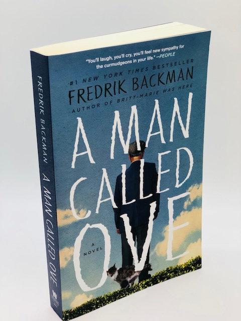 A Man Called Ove: A Novel, by Fredrik Backman