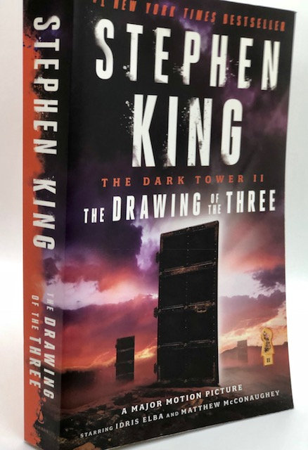 The Drawing of Three: The Dark Tower Book 2, by Stephen King