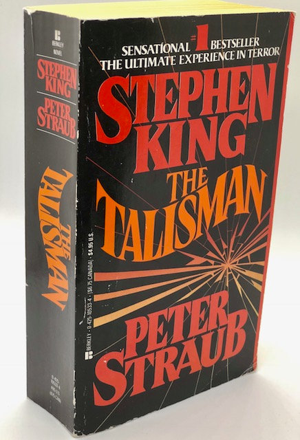 The Talisman, by Stephen King and Peter Straub