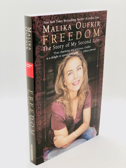 Freedom: The Story of My Second Life, by Malika Oufkir