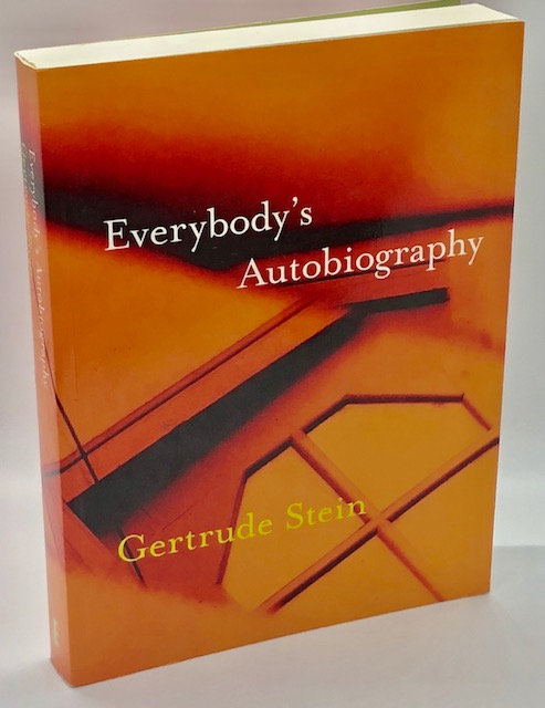 Everybody's Autobiography, by Gertrude Stein