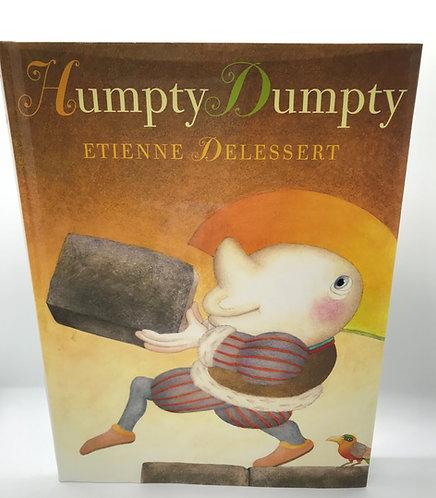 Humpty Dumpty, by Etienne Delessert