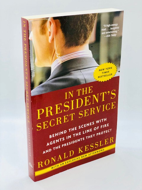 In The President's Secret Service: Behind the Scenes