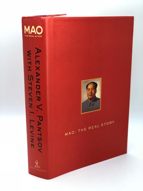 Mao: The Real Story, by Alexander V. Pantsov