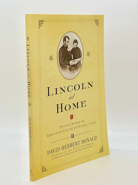 Lincoln At Home, by David Herbert