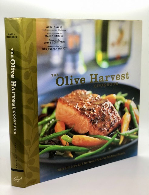 Olive Harvest: A Cookbook