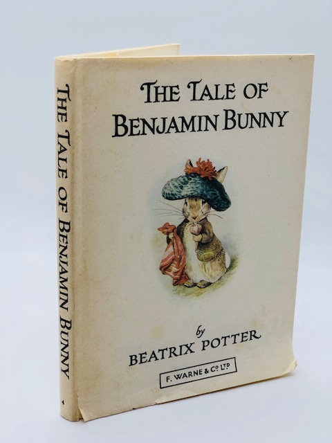 The Tale of Benjamin Bunny, by Beatrix Potter