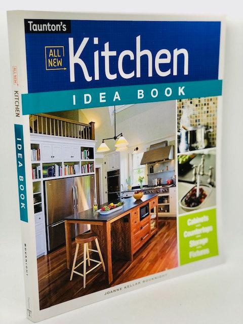 Kitchen Idea Book: Cabinets, Countertops, Storage, Fixtures