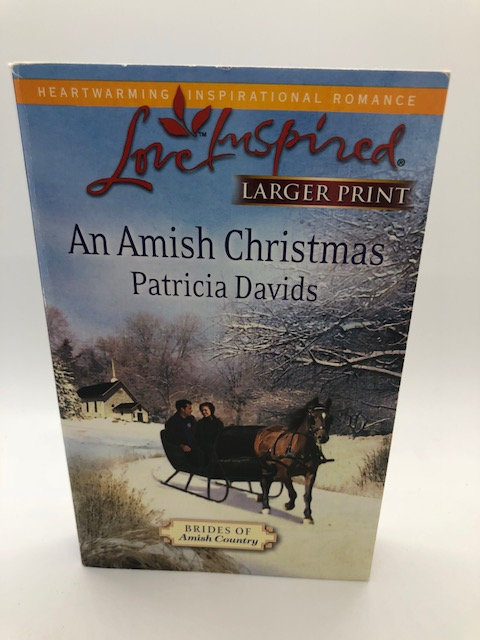 An Amish Christmas (Brides of Amish Country Book 3), by Patricia Davids