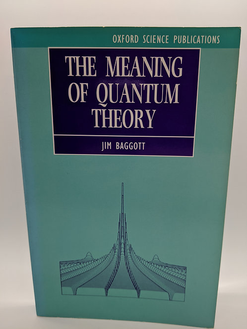 The Meaning of Quantum Theory