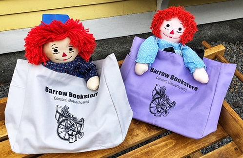 Barrow Bookstore Tote Bag