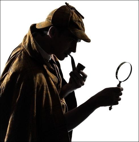 Crossword: Sherlock Holmes Trivia