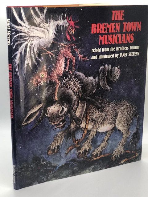 The Bremen Town Musicians, retold from The Brothers Grimm