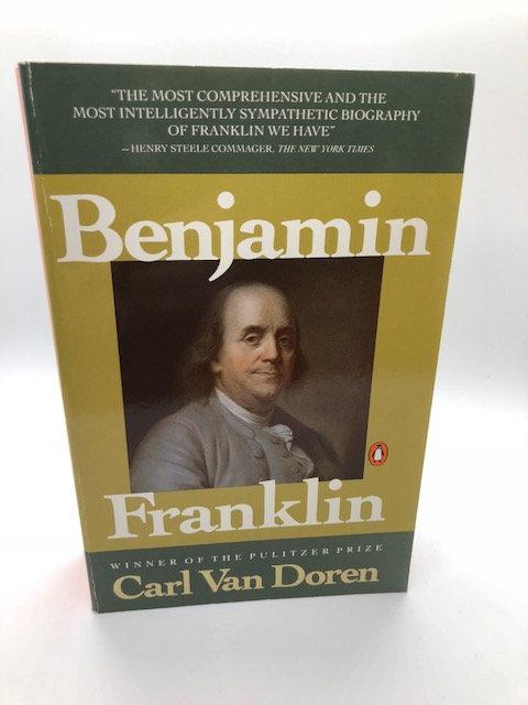 Benjamin Franklin, Carl Van Doren