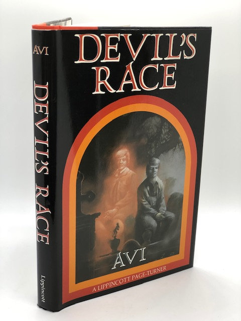 Devil's Race (Trophy Chapter Book: Chiller) by Avi