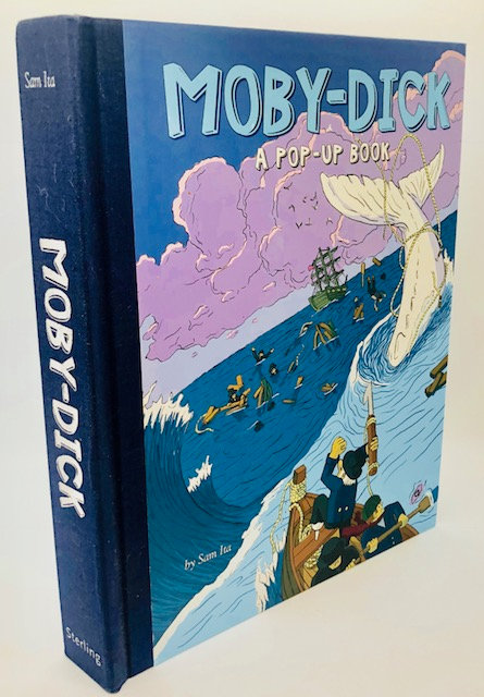 Moby-Dick: A Pop-Up Book, by Sam Ita
